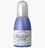 SO: Brilliance Pad Pigment Ink Refill - Pearlescent Lavendar