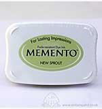 SO: Memento Dye InkPad - New Sprout