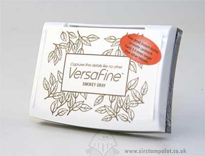 SO: VersaFine Ink Pad - Smoky Gray