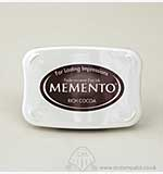 SO: Memento Dye Inkpad - Rich Cocoa