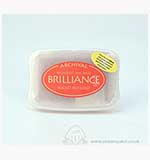 SO: Brilliance Pigment Inkpad - Rocket Red Gold