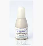 Brilliance Pad Pigment Ink Refill - Platinum Planet