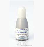 SO: Brilliance Pad Pigment Ink Refill - Starlite Silver