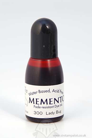 SO: Memento Re-inker Bottle - Lady Bug