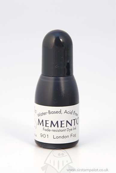 Memento Re-inker Bottle - London Fog