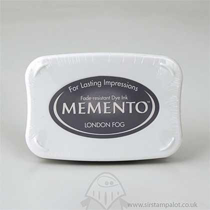 Memento Dye InkPad - London Fog
