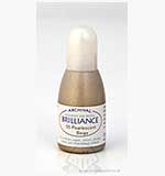 Brilliance Pad Pigment Ink Refill - Pearlescent Beige