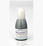 SO: Brilliance Pad Pigment Ink Refill - Pearlescent Ivy