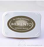 Memento Dye InkPad - Espresso Truffle