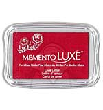 SO: Memento Luxe Ink Pad - Love Letter