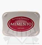 SO: Memento Dye InkPad - Lady Bug