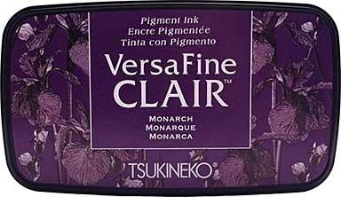 VersaFine Clair Ink Pad - Monarch