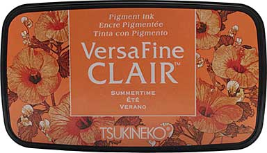 VersaFine Clair Ink Pad - Summertime