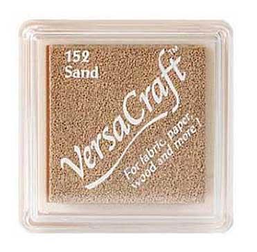 Versacraft Small Inkpad - Sand