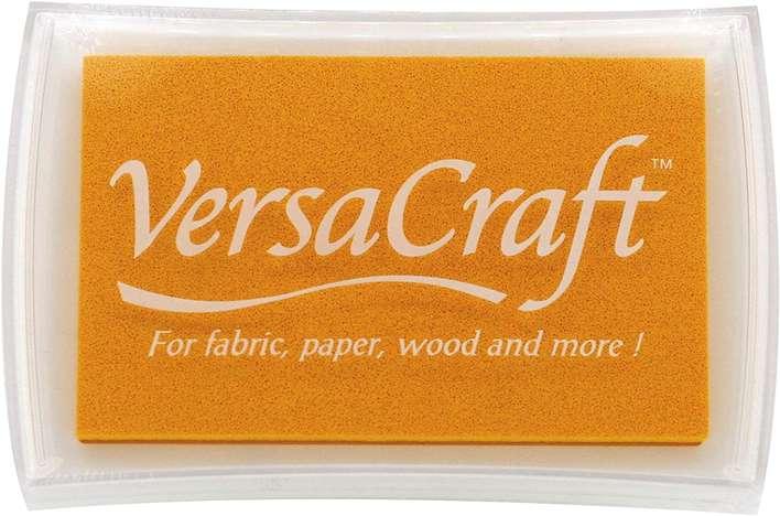 SO: Tsukineko Versacraft Ink Pad, Lemon Yellow