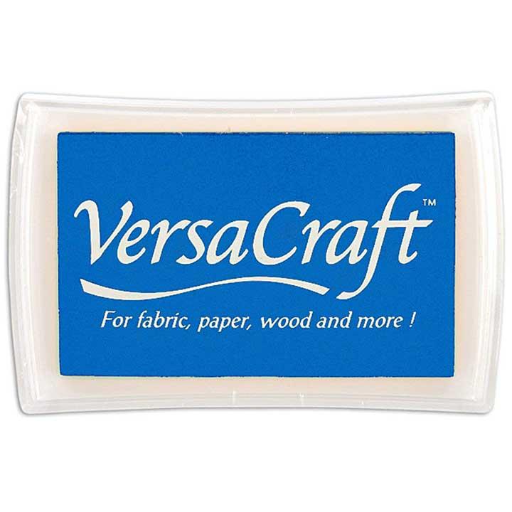SO: Tsukineko Versacraft Ink Pad, Ultramarine