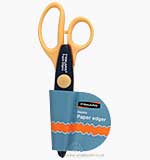 Scissors -  Deckle Paper Edger