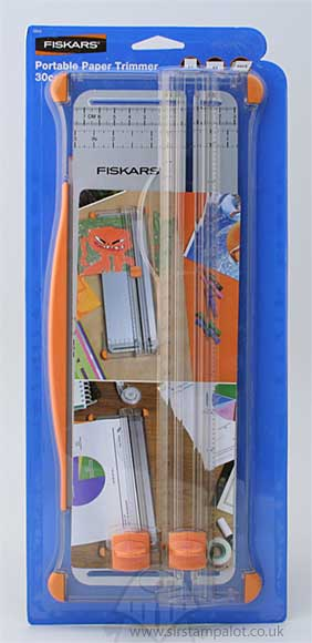 Fiskars Portable Paper Trimmer