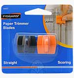 SO: Fiskars - Paper Trimmer Blades