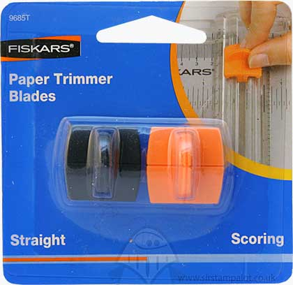 SO: Fiskars - Paper Trimmer Blades