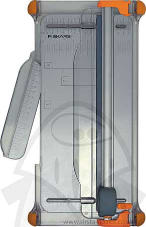 "Fiskars Portable Rotary Trimmer 12\"""