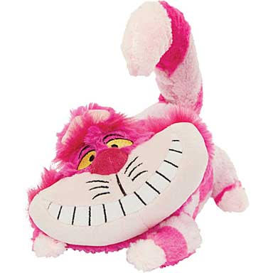 SO: Disney Plush Toy - Alice In Wonderland - Cheshire Cat