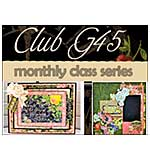 CLASS 1108 - Club G45 - Monthly Class - August