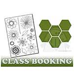 CLASS 1309 - Abstract Quilt Effect