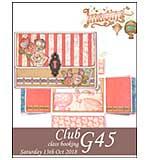 CLASS 1310 - Club G45 - Monthly Class - October