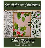 CLASS 0811 - Spotlight On Christmas