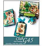 CLASS 2411 - Club G45 - Monthly Class - November