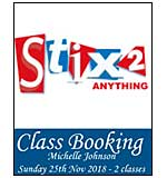 CLASS 2511 - Stix2 Class with Michelle