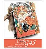 CLASS 0812 - Club G45 - Monthly Class - December