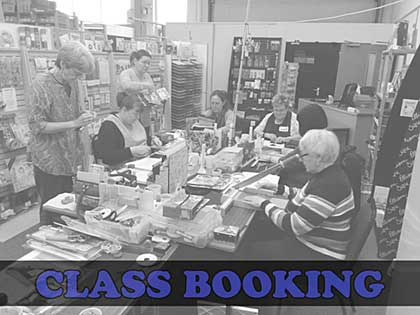 CLASS 0202 - Show & Tell : Collage GlueBook Party