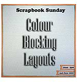 CLASS 0206 - Scrapbook Sunday - Colour Blocking