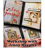 CLASS 0806 - Wrapped Journal by Eileen Hull with Jenny Marples