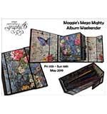 CLASS 1705 - Maggie's Mighty Album Weekender
