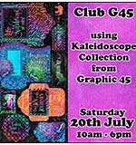 CLASS 2007 - Club G45 - Kaleidoscope Collection