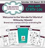 CLASS 1008 - All Day with Crafty Lou