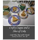 CLASS 1403 - Crafty Cuppa and Cake