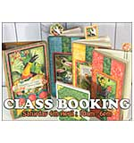 CLASS 0404 - G45 Tropical Travel Album and Notebook Set