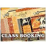 CLASS 1306 - G45 Wrap Farmhouse Folio