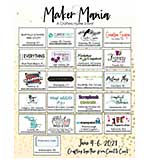 Maker Mania #3 - Amazing International Collaborative Online Event