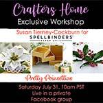 Exclusive Workshop II with Susan Tierney-Cockburn with Spellbinders (BD-0671)