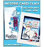 Class - Christmas in July - Card Making (24th July)