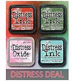 Distress Inkpad Monday Bundle