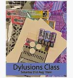 Dylusions Product Class - Instore Saturday 21st August 2021