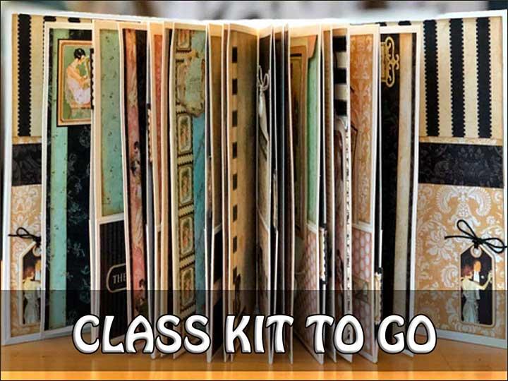 G45 Le Romantique Keepsake Album (KIT TO GO)