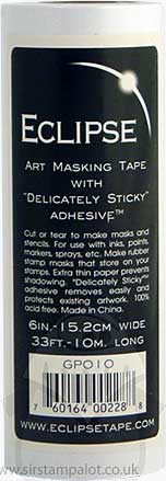 SO: Eclipse Masking Tape Roll