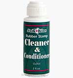 Rubber Stamp Cleaner and Conditioner
